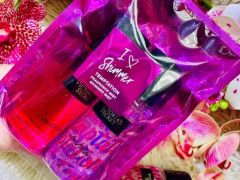 Подарочный набор Victoria Secret TEMPTATION Mini Fragrance Shimmer Mist